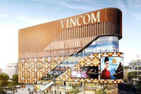 Hoàn thành TTTM Vincom Center Phạm Ngọc Thạch