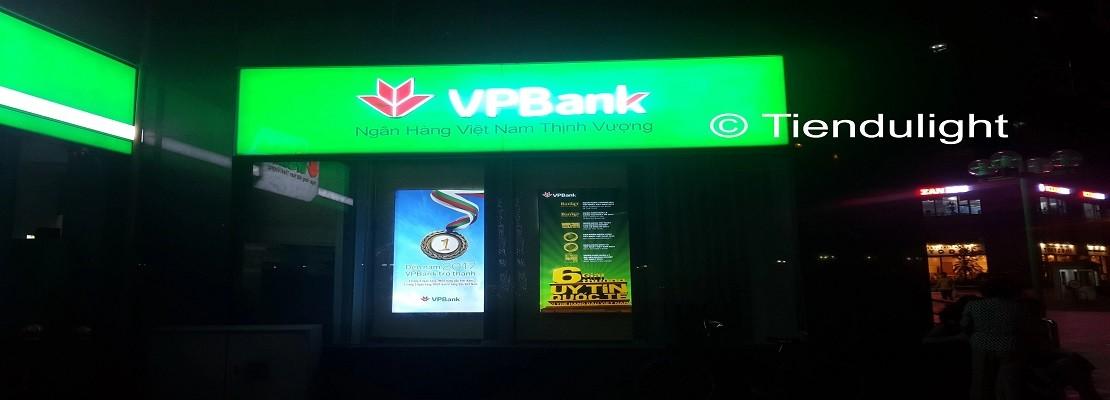 Hoàn thành công trình cho Ngân hàng VP Bank