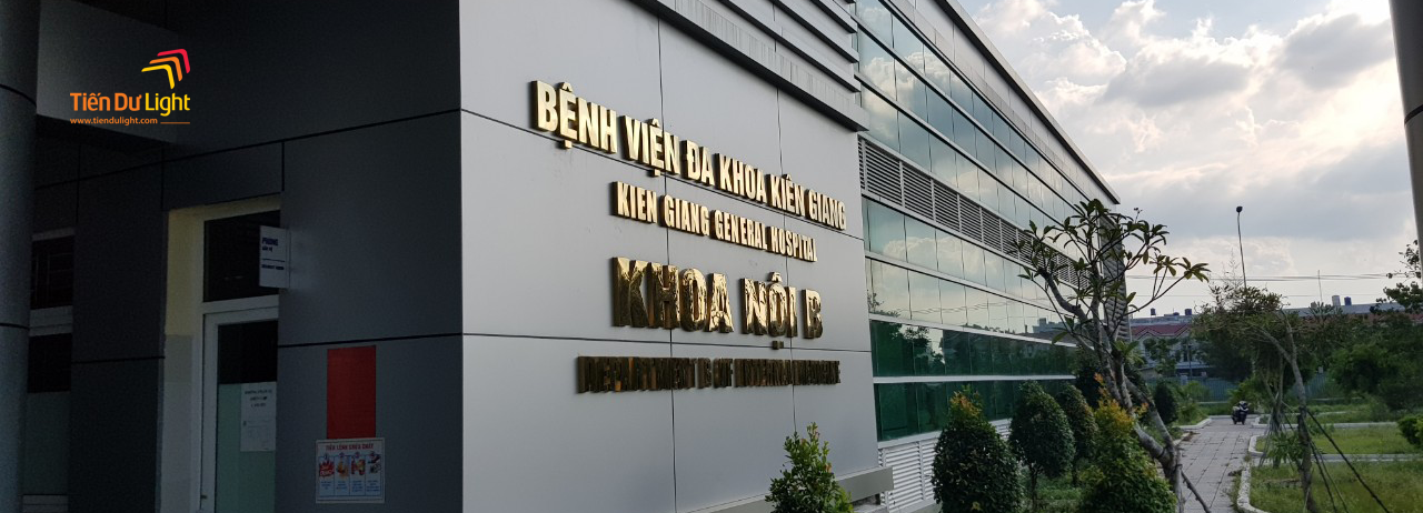 Hoàn thành hạng mục bệnh viện đa khoa Kiên Giang