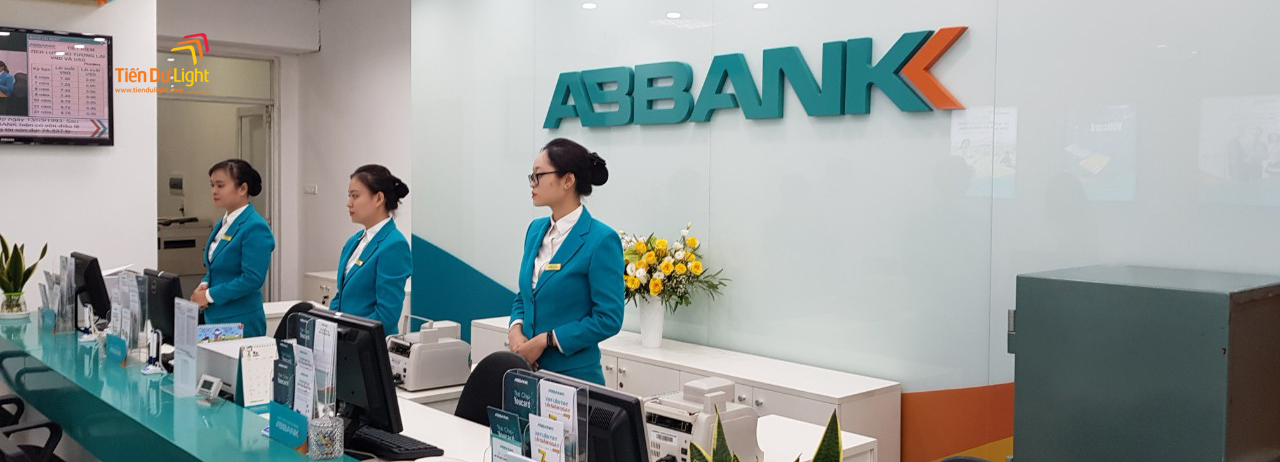 Hoàn thành hạng mục ngân hàng ABBANK