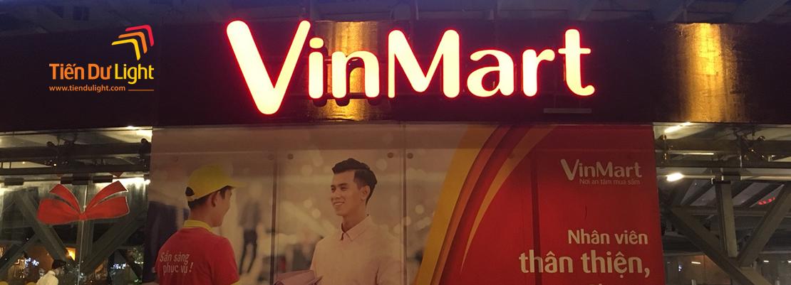 Hoàn thành hạng mục hệ thống siêu thị VinMart