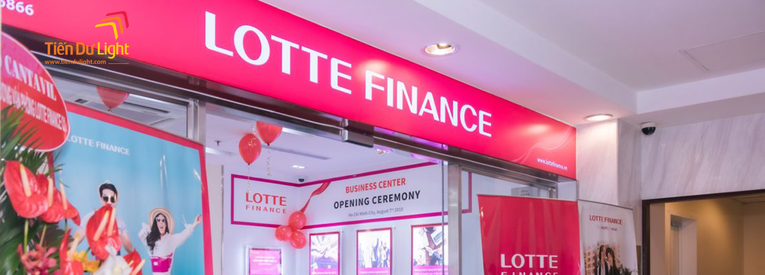 Hoàn thành hạng mục công trình Lotte Finance