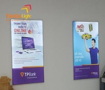 HỘP ĐÈN NGÂN HÀNG TIEN PHONG TP BANK