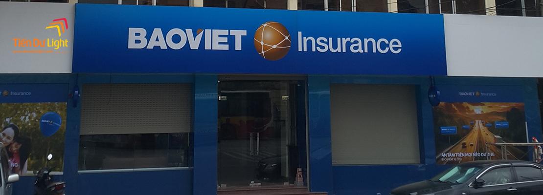 Hoàn thành hạng mục công trình Bảo Việt Insurance Hà Nội