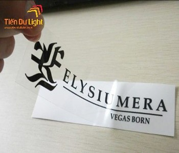 IN DECAL 3M
