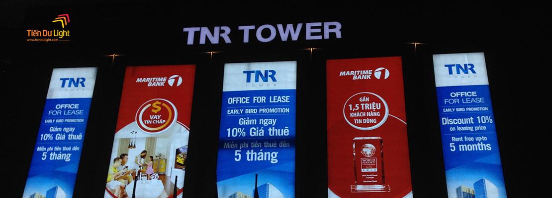 Hoàn thành hạng mục công trình TNR Tower – Vincom Nguyễn Chí Thanh