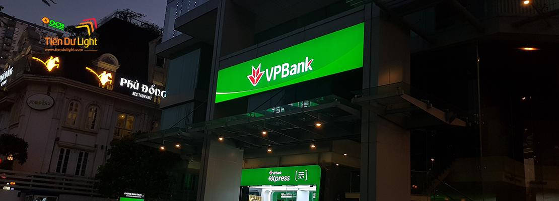 Hoàn thành hạng mục công trình ngân hàng VP Bank