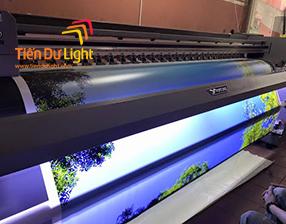 Sự vượt trội của công nghệ in UV với in ấn thông thường