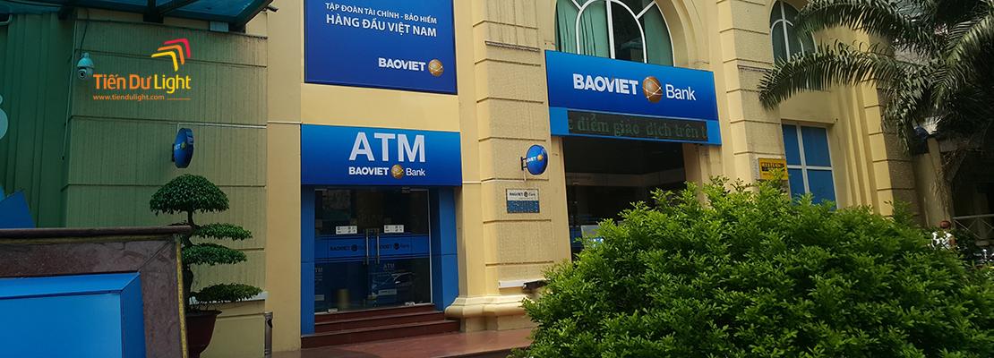 Hoàn thành hạng mục công trình chuỗi các chi nhánh Bảo Việt Insurance