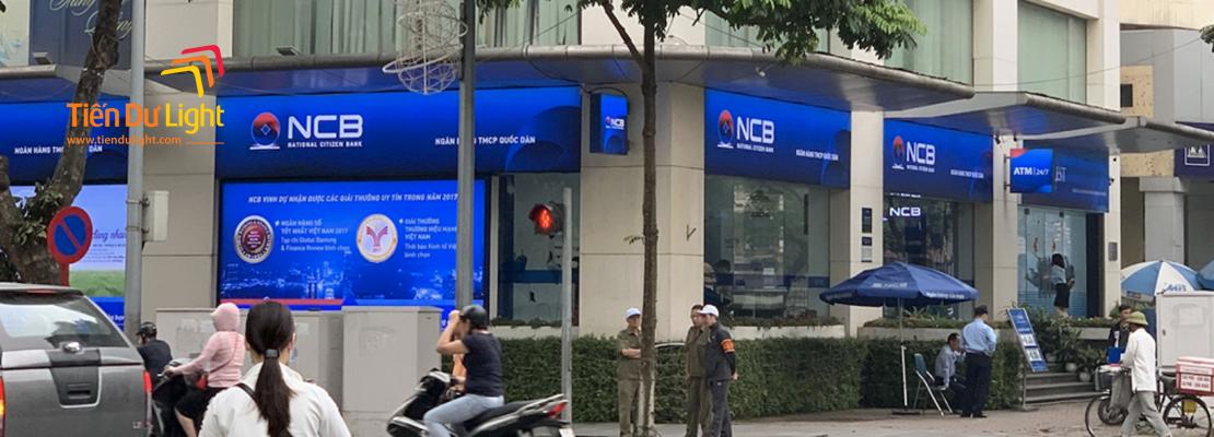 Hoàn thành hạng mục công trình NCB Chi Nhánh Hà Nội – 28 Bà Triệu
