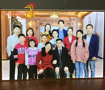 Tranh gia đình