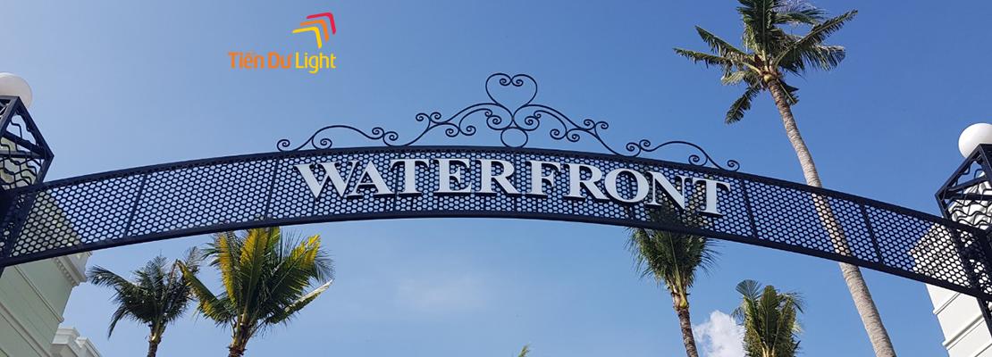Hoàn thành hạng mục công trình WaterFront Phú Quốc