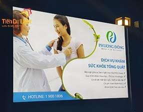 Thi công biển quảng cáo bệnh viện
