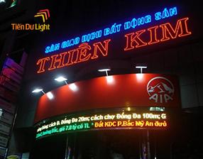 Làm biển quảng cáo led tại Hà Nội