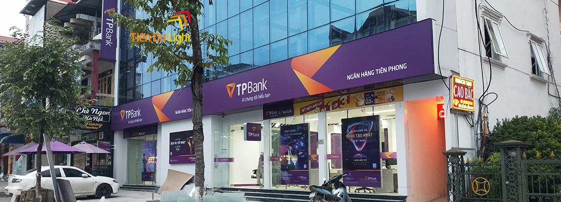 Hoàn thành hạng mục công trình TP Bank Thái Nguyên