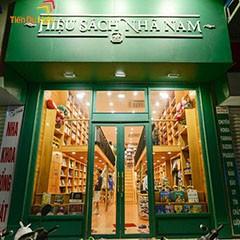 Làm biển quảng cáo nhà sách đẹp, giá cạnh tranh tại Hà Nội